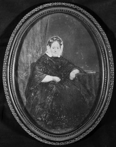 Portret van Elisabeth Cornelia Maria de Clercq (1798-1863)