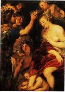 Alexander en Roxane
