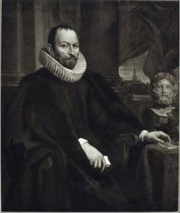 Portret van Nicolas Rockox (1560-1640), burgemeester van Antwerpen