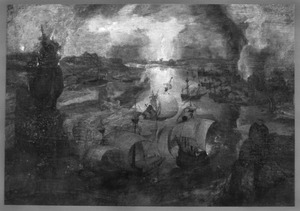 Zeeslag in de Straat van Messina