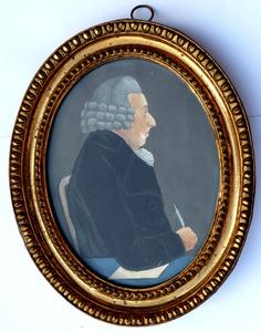 Portret van Johan Wilhelm Starck (....-....)