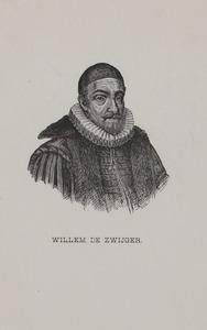 Portret van Willem I 'de Zwijger' van Oranje- Nassau (1533-1584)