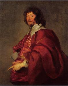 Portret van Sir Endymion Porter (1587-1649)