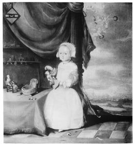 Portret van Maria van Moerkerken (1656-1694)
