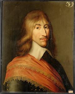 Portret van Hendrik Casimir I (1612-1640), graaf van Nassau-Dietz