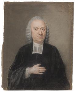 Portret van Isaac Samuel Chatelain (1692-1770)