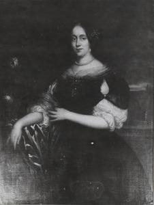 Portret van Cornelia van Nierop (1636-1694)
