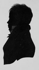 Portret van Jacob Cornelis Broers ( 1795-1847)