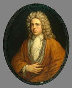 Portret van waarschijnlijk Evert Doublet (1672-1687)