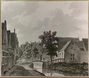De Voldersgracht in Haarlem