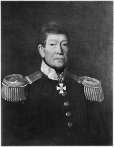 Portret van Guilelmus Petrus del Campo genaamd Camp ( -1855)