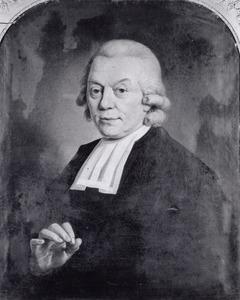Portret van Matthias Stevens van Geuns (1735-1817)