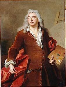 Portret van Nicolas Bertin (1667-1736)