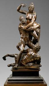 Hercules, Nessus en Deianira