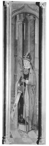 De H. Isidorus, aartsbisschop van Sevilla