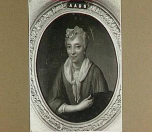 Portret van Marguerite de Saint-Geney (?-?)