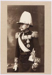 Portret van Frederik Gustaaf Alexander van Ermel Scherer (1841-1914)