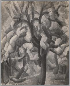 Bloeiende boom, Beemster