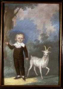 Portret van Engelbertus Johannes van Ommeren (1798-1855)