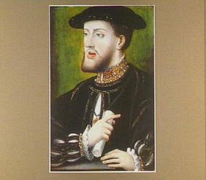 Portret van Karel V van Habsburg