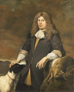 Portret van een man, mogelijk Jacob de Graeff (1642-1690)