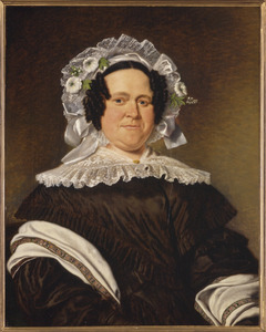 Portret van de dochter van burgemeester Wouter Pull