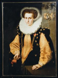 Portret van Ath van Offenhuizen