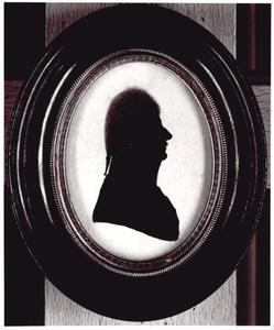 Portret van Jan van de Poll (1777-1858)