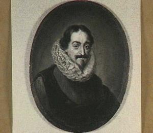 Portret van Jacobus Scotte (ca. 1586-1641), burgemeester van Middelburg