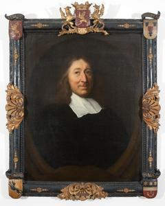 Portret van Nicolaes Blancardus (1624-1703)