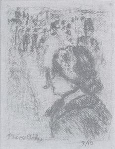 Dessin d'après Renoir