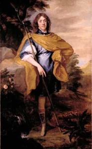 Portret van George Stewart (Stuart), 9th Seigneur d'Aubigny (1618–1642)