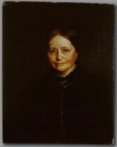 Portret van Carolina Dorothea Debora Bonga (1824-1903)