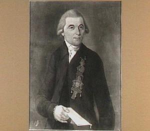 Portret van Arend Loseman (1759-1826), Statenbode