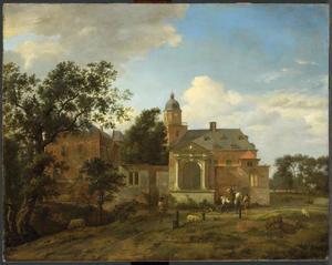 Kasteel Nijenrode bij Breukelen