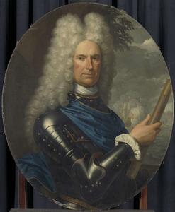 Portret van Arent van Buren (1670-1721)