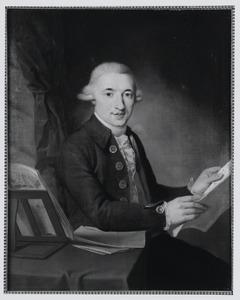 Portret van Diederik Casper de Groot Jamin (1759-1814)