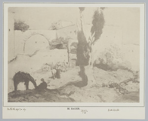 Kasteel te Constantinopel
