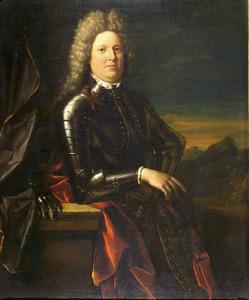 Portret van Meinhardt von Schomberg (1641-1719)