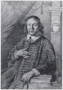 Portret van Nicolaus de Jonghe (?-1667)