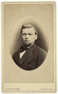 Portret van Ate Knol (1850-1908)