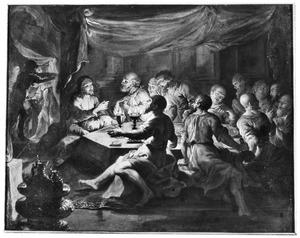 Het Laatste Avondmaal: de instelling van de Eucharistie