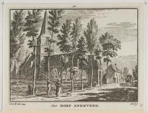 Het dorp Ankeveen