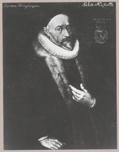 Portret van Sebastiaan de Neufville (1545-1609)