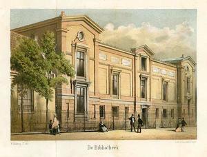 De bibliotheek