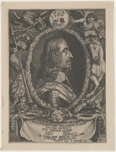 Portret van Leopold Wilhelm van Habsburg (1614-1662)