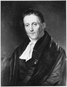 Portret van Jacobus Henricus van Reenen (1783-1845)