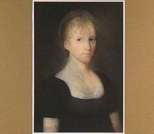 Portret van Catharina Elisabeth Odulpha de Nerée geboren Tellegen (1782-1860), echtgenote van Frans Joseph Aloysius de Nerée (1733-1846)