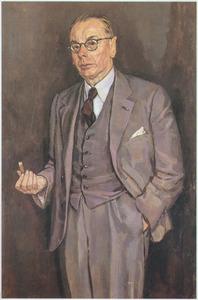 Portret van Charles Lambert Stulemeyer (1880-1968)