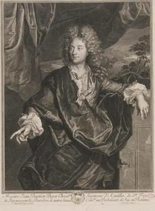 Portret van Jean Baptiste Boyer d'Aguilles (1645-1709)